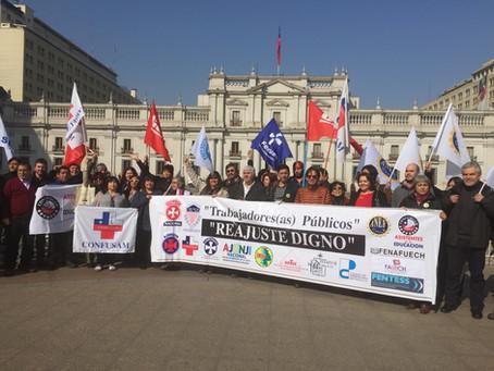 Mesa de Trabajadores del Sector Público pidió al Gobierno resolver demandas ciudadanas