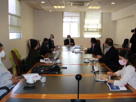 ANEF participa en III reunión bipartita con Gobierno por Trabajo Seguro en el Sector Público