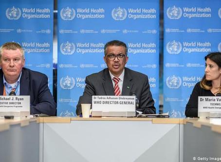 """""""Estamos lejos de una inmunidad colectiva"""", alerta OMS ante rebrotes por Coronavirus"""