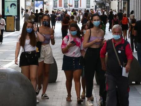 OMS calcula que una de cada 10 personas en el mundo tuvo SARS COV2