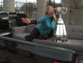 Grey Cup! Here We Come!