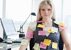 Totally Disorganized Woman
