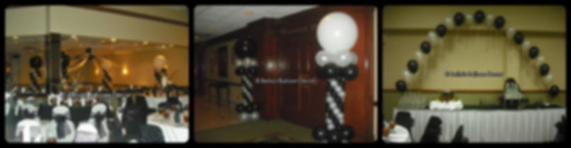 Balloon Decorations for a Sweet Sixteen