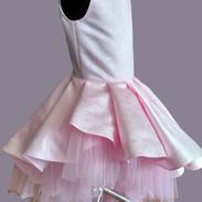 разработка платьев для девочек GeoNel