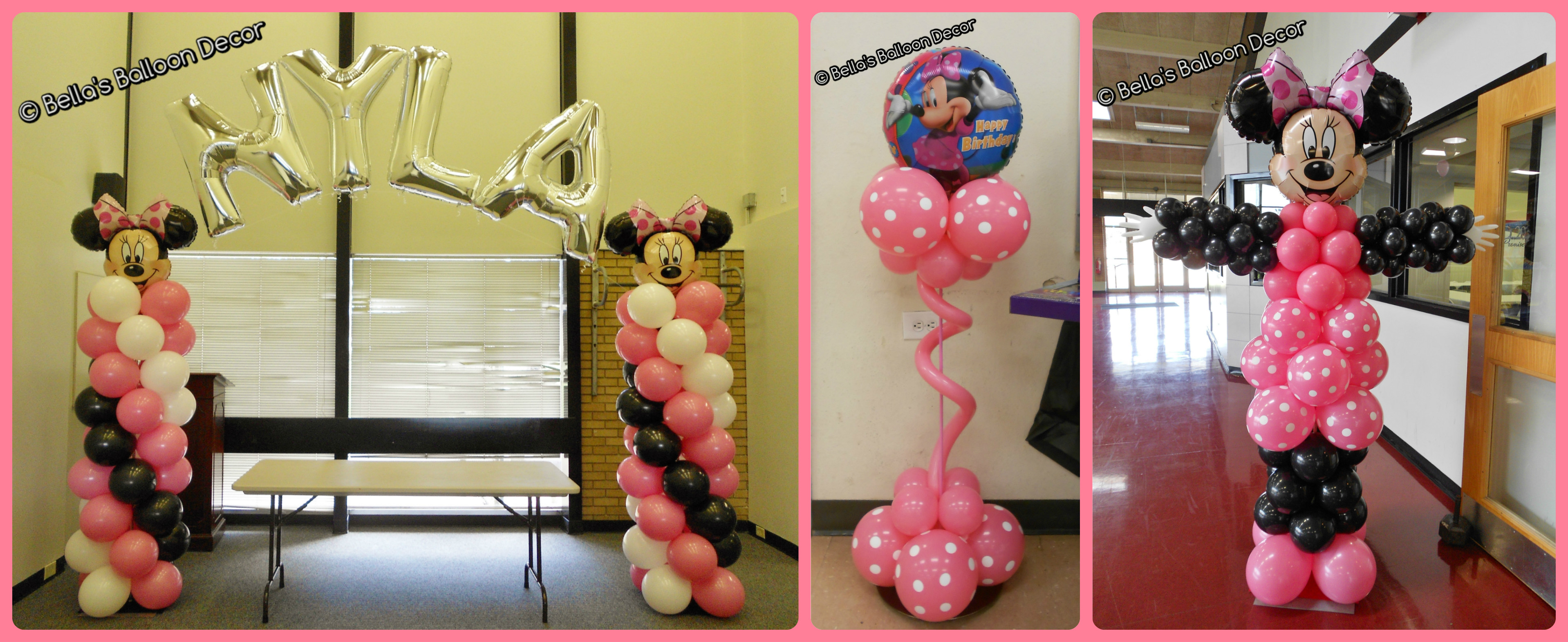 Decorating Package Deals Bella S Balloon Decor Dallas Texas