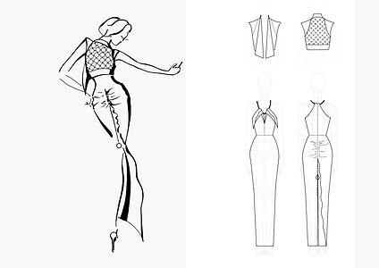GeoNel дизайн одежды