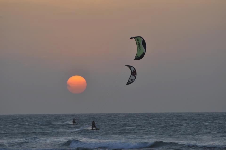 Kitesurf Praia de Atins