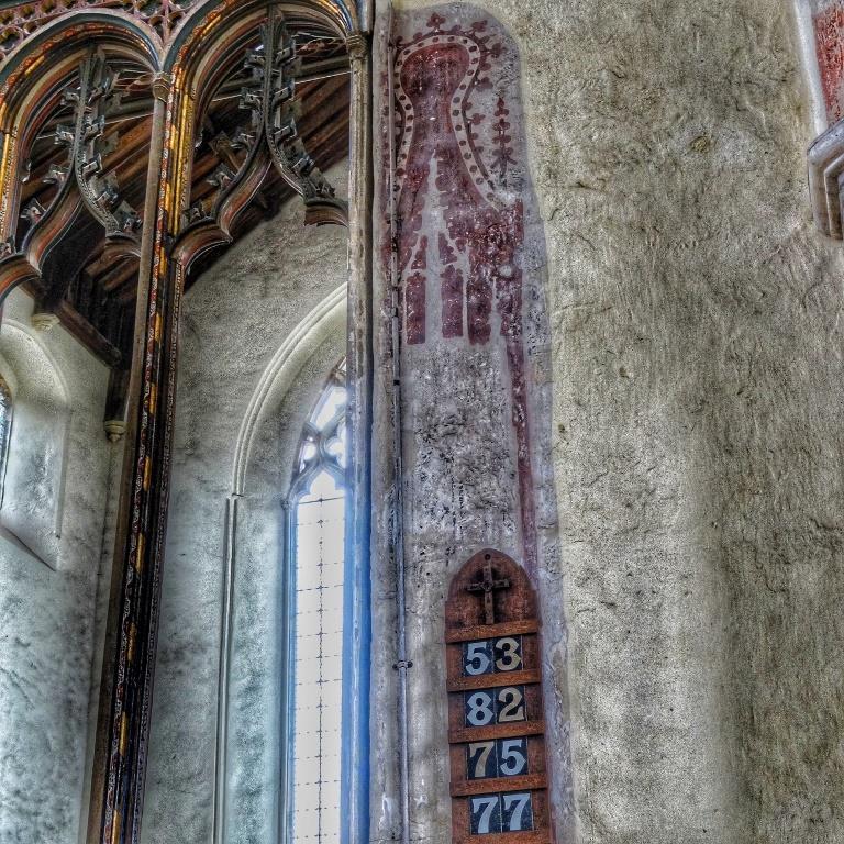13. St Mary, Worstead
