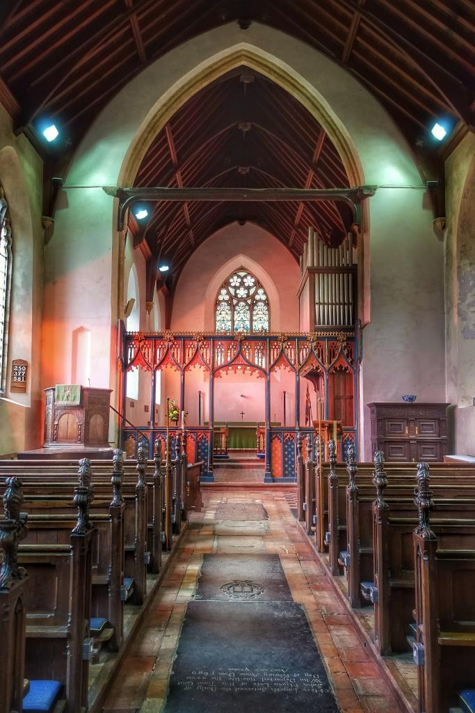 1. St Edmund, Costessey