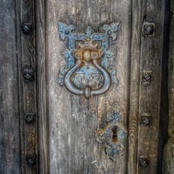 6. Door detail