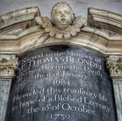 20. Memorial detail