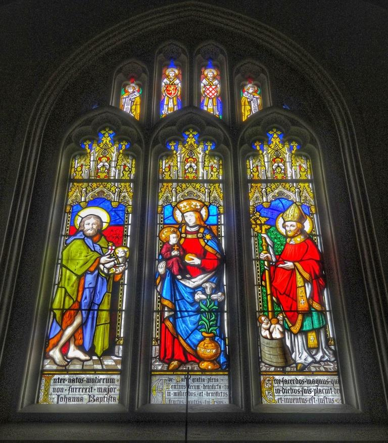 27. Willement's east window