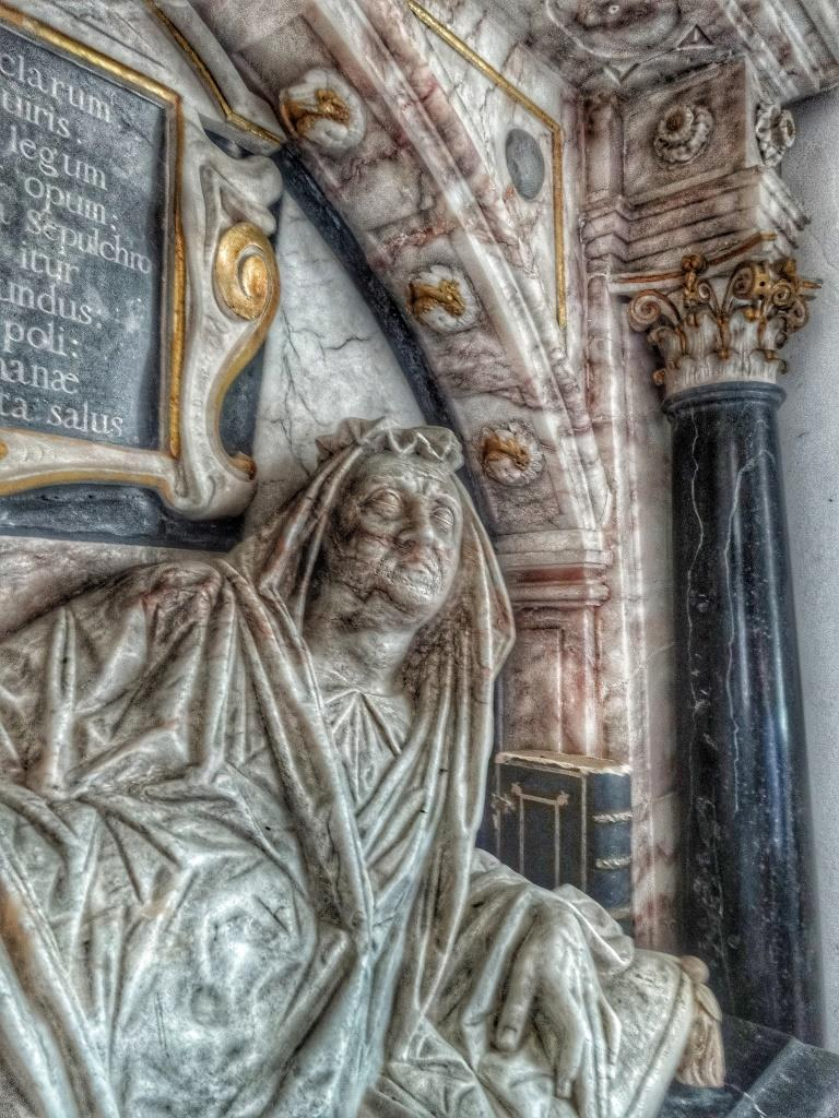 8. Thomas Marsham's memorial detail