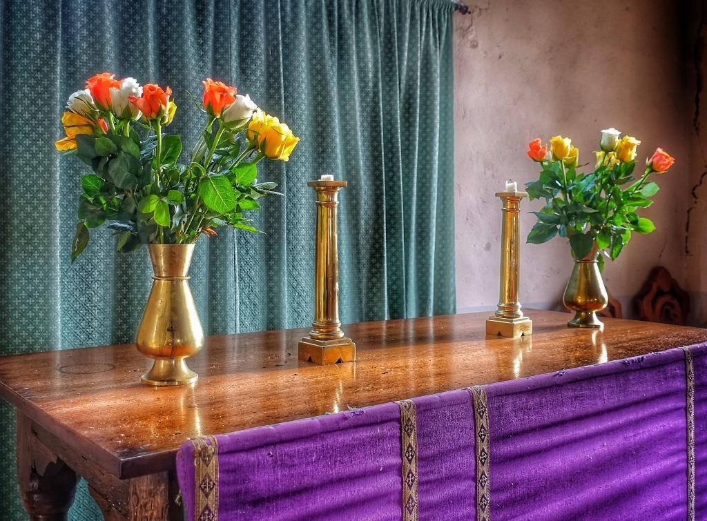 14. St Mary, Arminghall