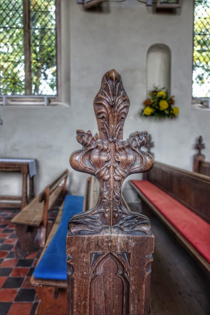 7. St Edmund, Costessey