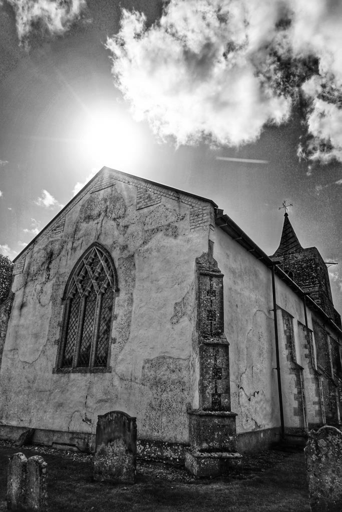 3. All Saints, Great Fransham