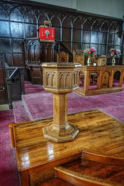 17. Tarbert Parish Church, Tarbert