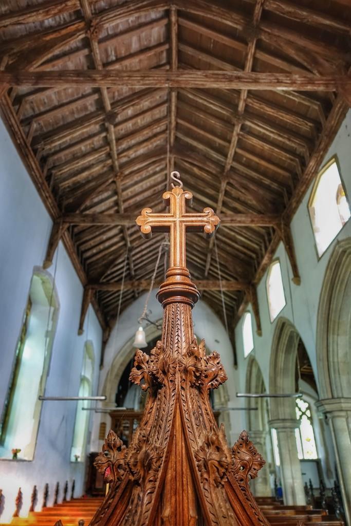 8. St Peter & St Paul, Brockdish