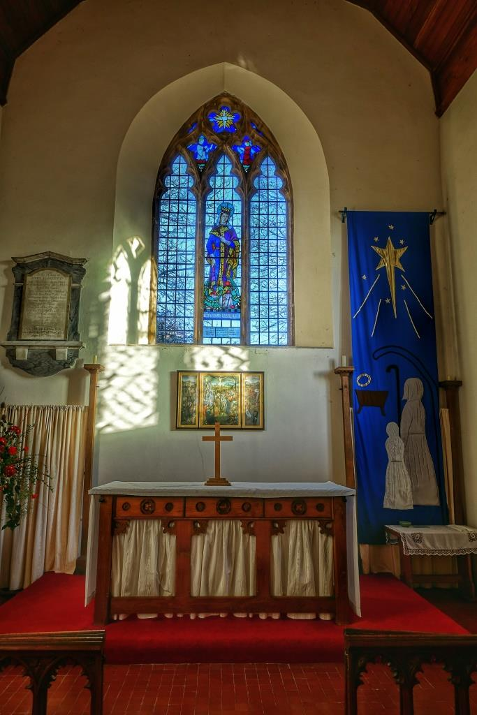 14. St Margaret's, Lyng