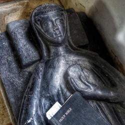 17.  The Black Abbess,