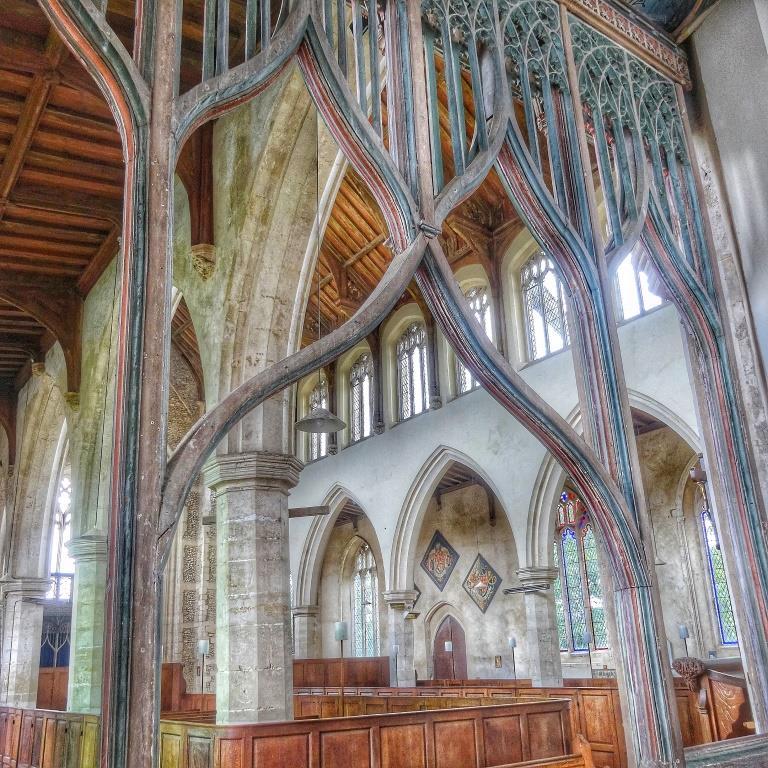 6. St Mary, Worstead