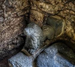 22. Tomb detail of John MacLeod of Minginish