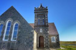 3. Kilmur Church, North Uist
