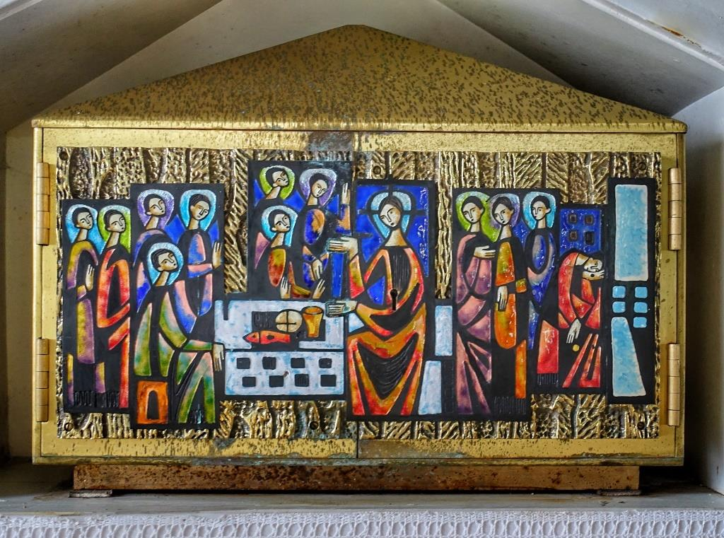 14. Our Lady, Castlebay