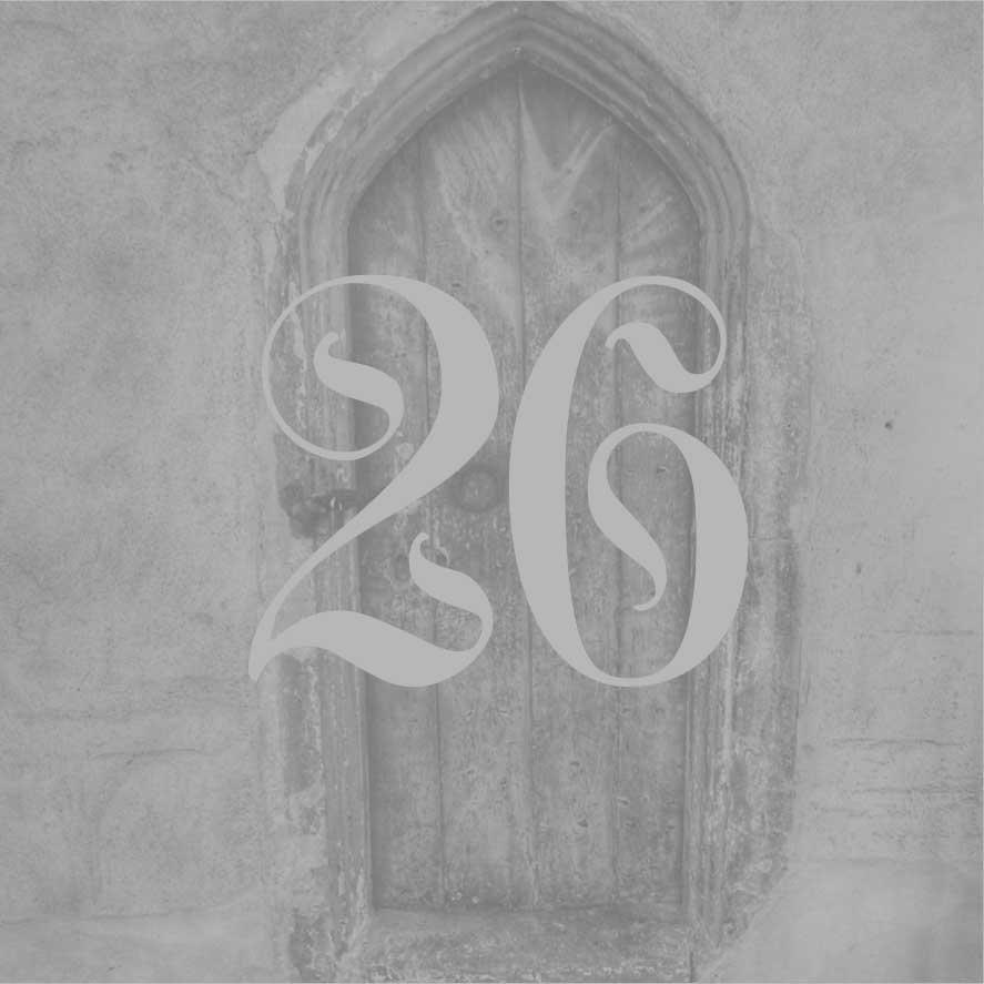 26th. St Mary's Worstead