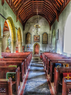 13. All Saints, Horstead