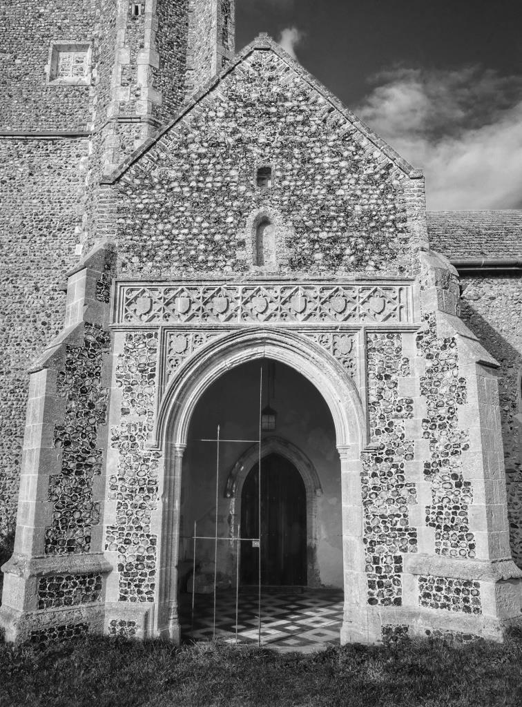 3. St John, Waxham