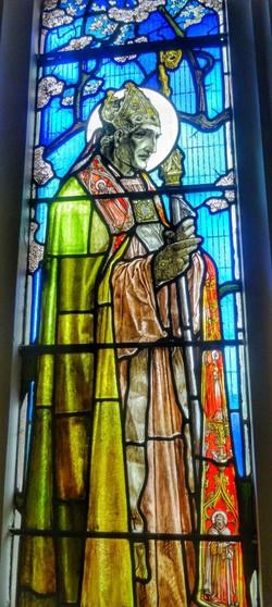 10. St Patrick by Woodroffe'