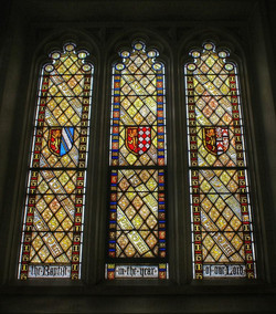 36. Nave window by Willement