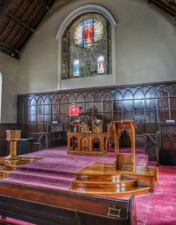 19. Tarbert Parish Church, Tarbert
