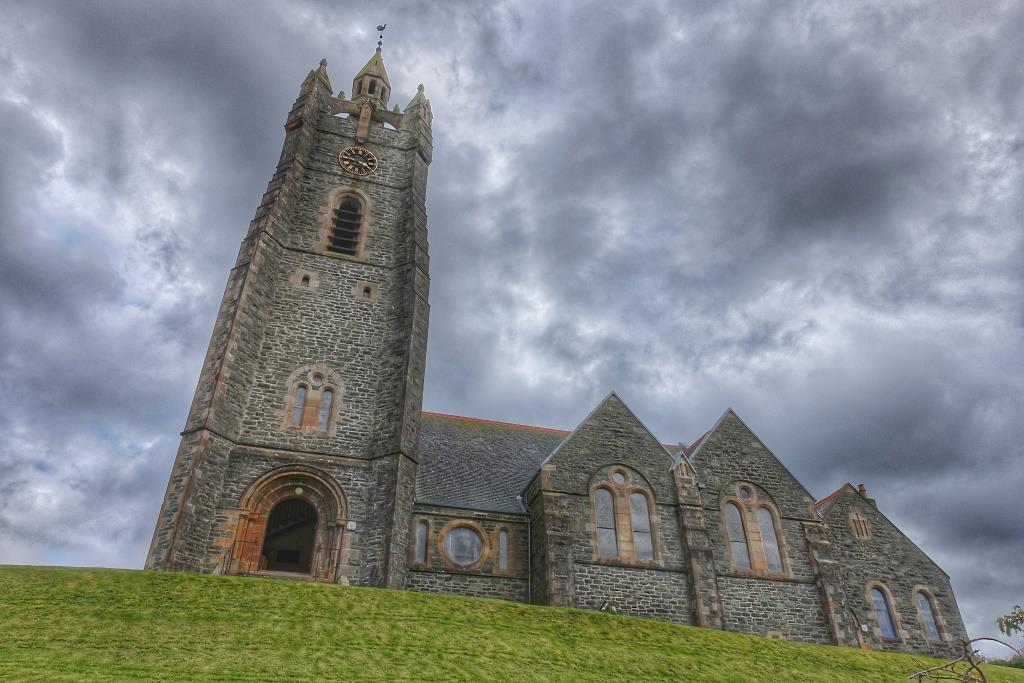 1. Tarbert Parish Church, Tarbert
