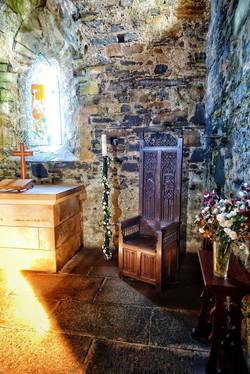 13. St Moluag, Lewis