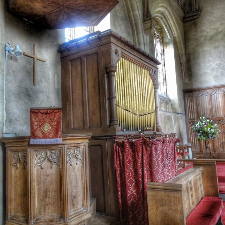 4. St Nicholas, Dilham