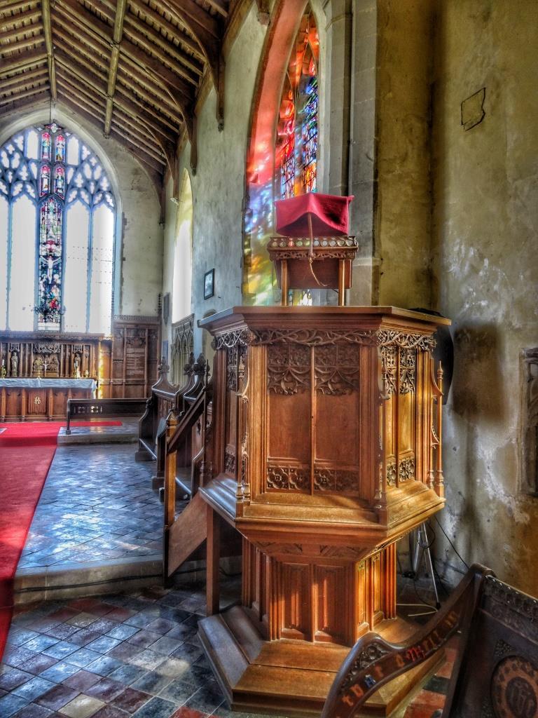 16. St Peter & St Paul, Shropham