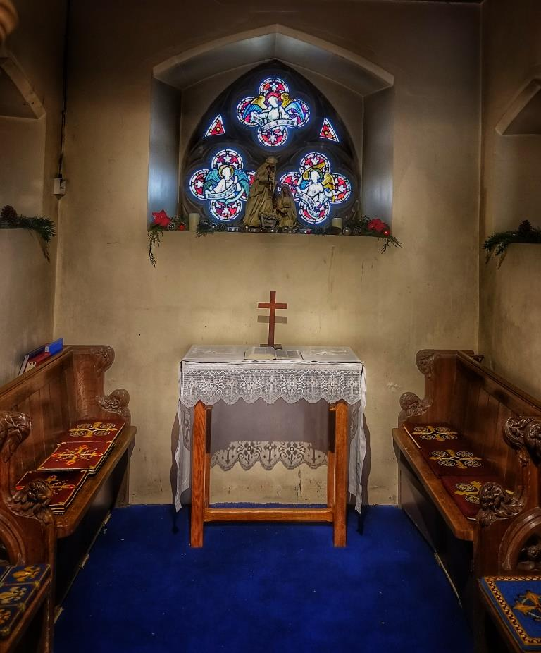 28. St Andrew, Framingham Pigot