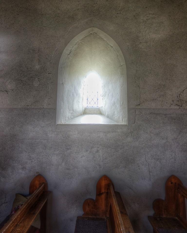16. St Mary, Arminghall