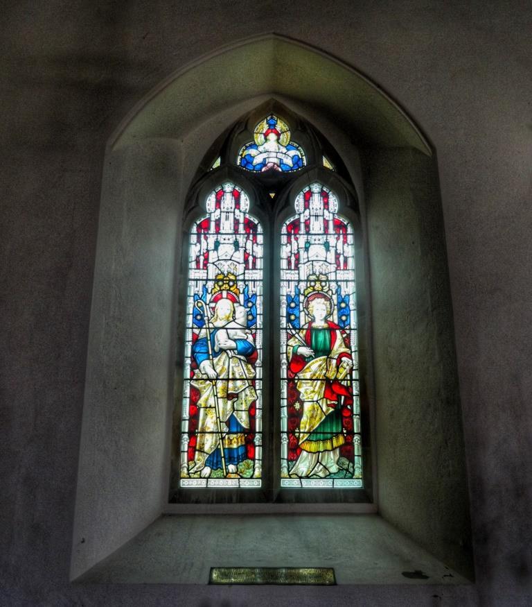 7. All Saints, Horstead