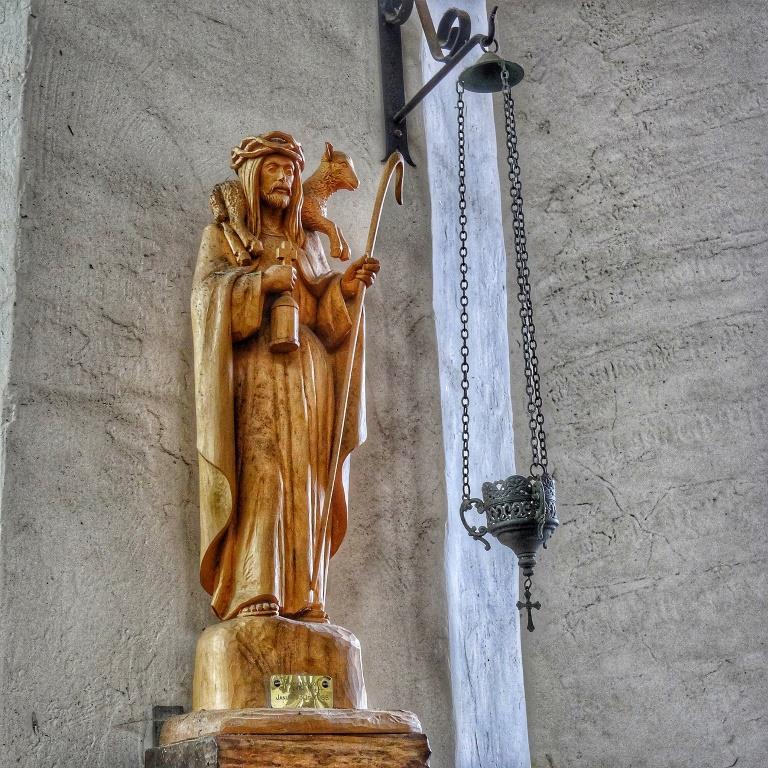 7. St Mary, Worstead