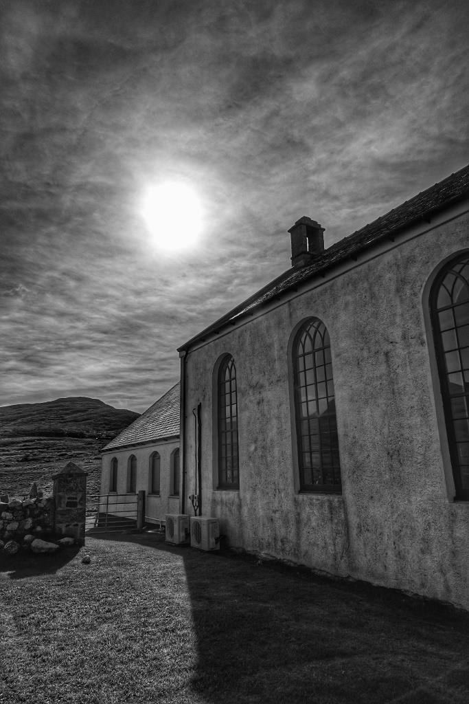 3. Church of Scotland, Isle of Barra