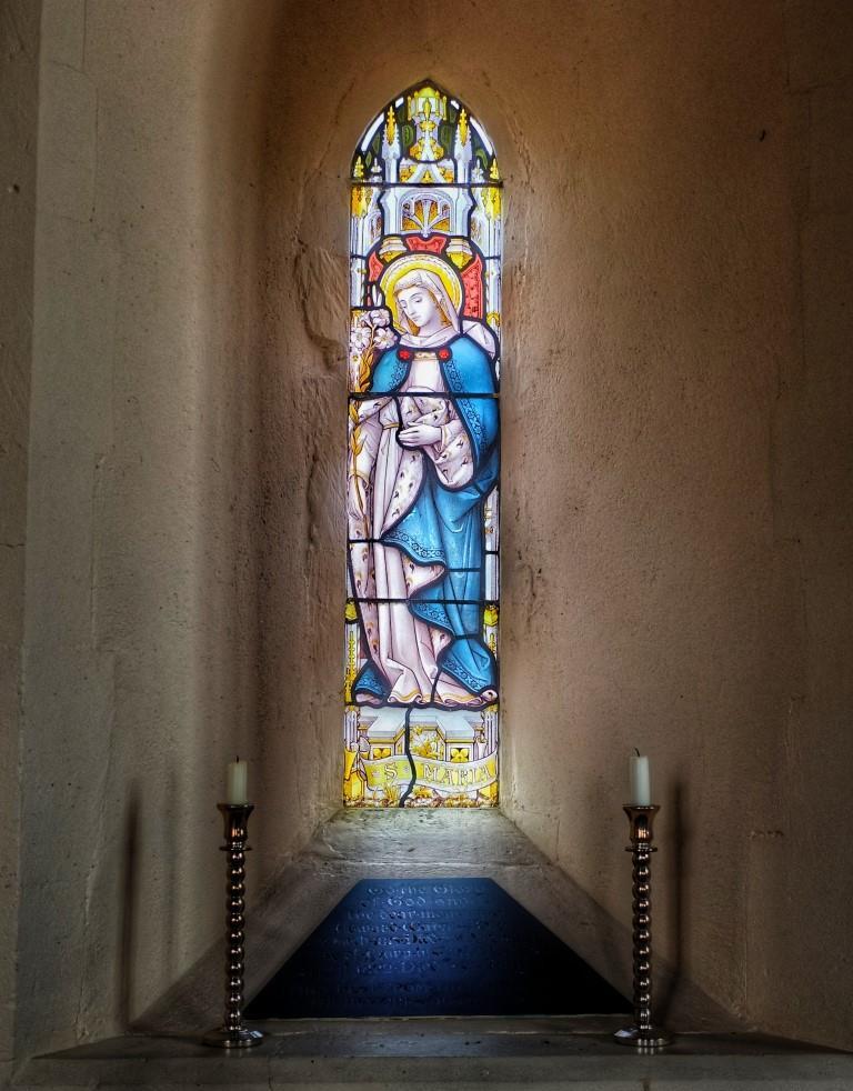 21. St Mary, Arminghall