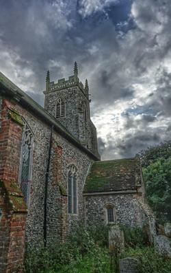 13. St Peter, Crostwick