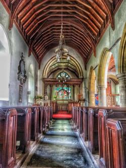 2. All Saints, Horstead