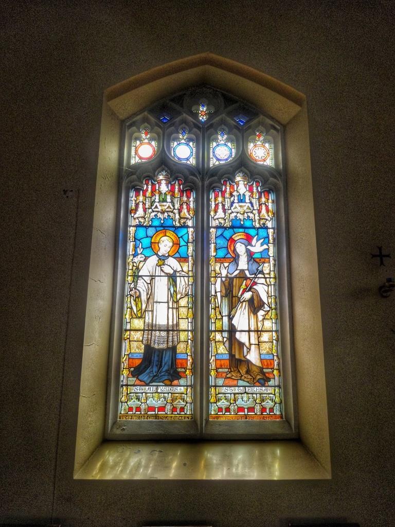 9. St Aloysius & St Theresa by Mayer