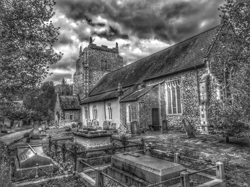 1. St Margaret, Stratton Strawless