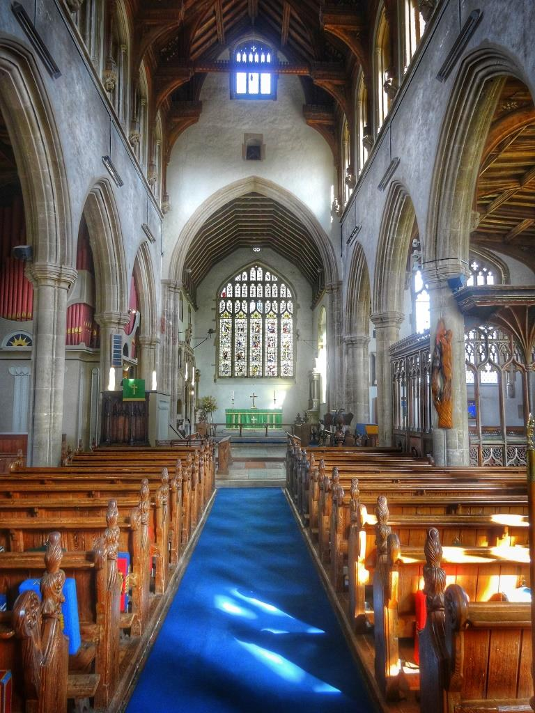 4. St Peter & St Paul, East Harling