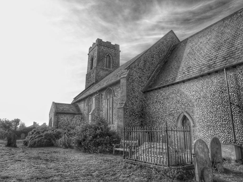 24. St Margaret, Sea Palling